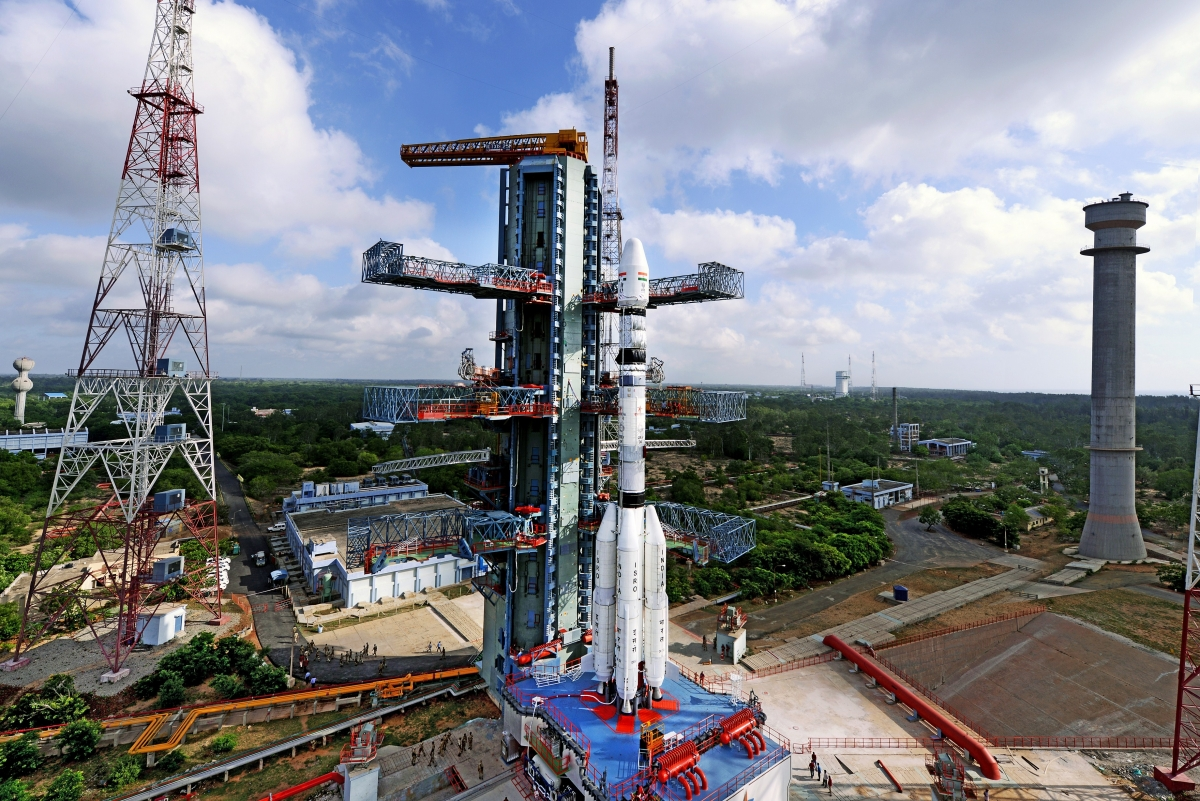 space technology in india