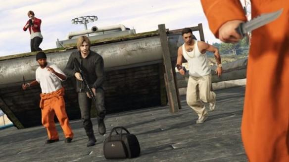 """GTA 5 Online"""