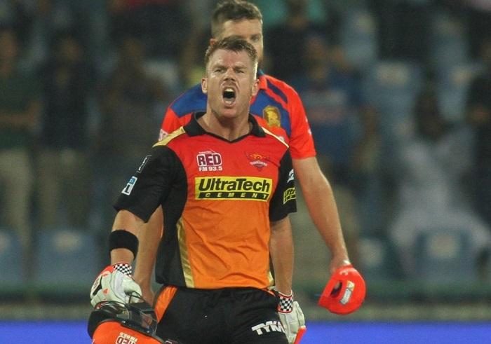 ... innings from David Warner that won Sunrisers IPL 2016 Qualifier 2