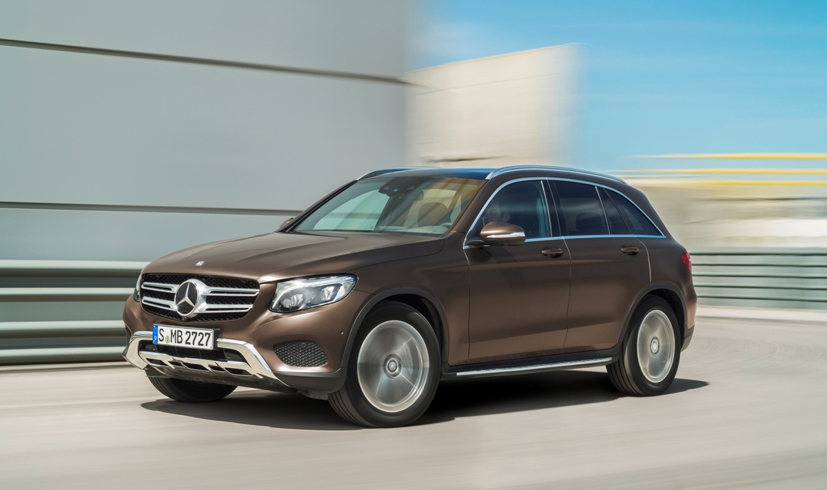 Mercedes benz glc launch live suv priced at rs 50 7 lakh for Mercedes benz glc price