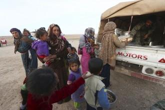 UN chief accuses Syrian government of 'severely' curtailing humanitarian aid