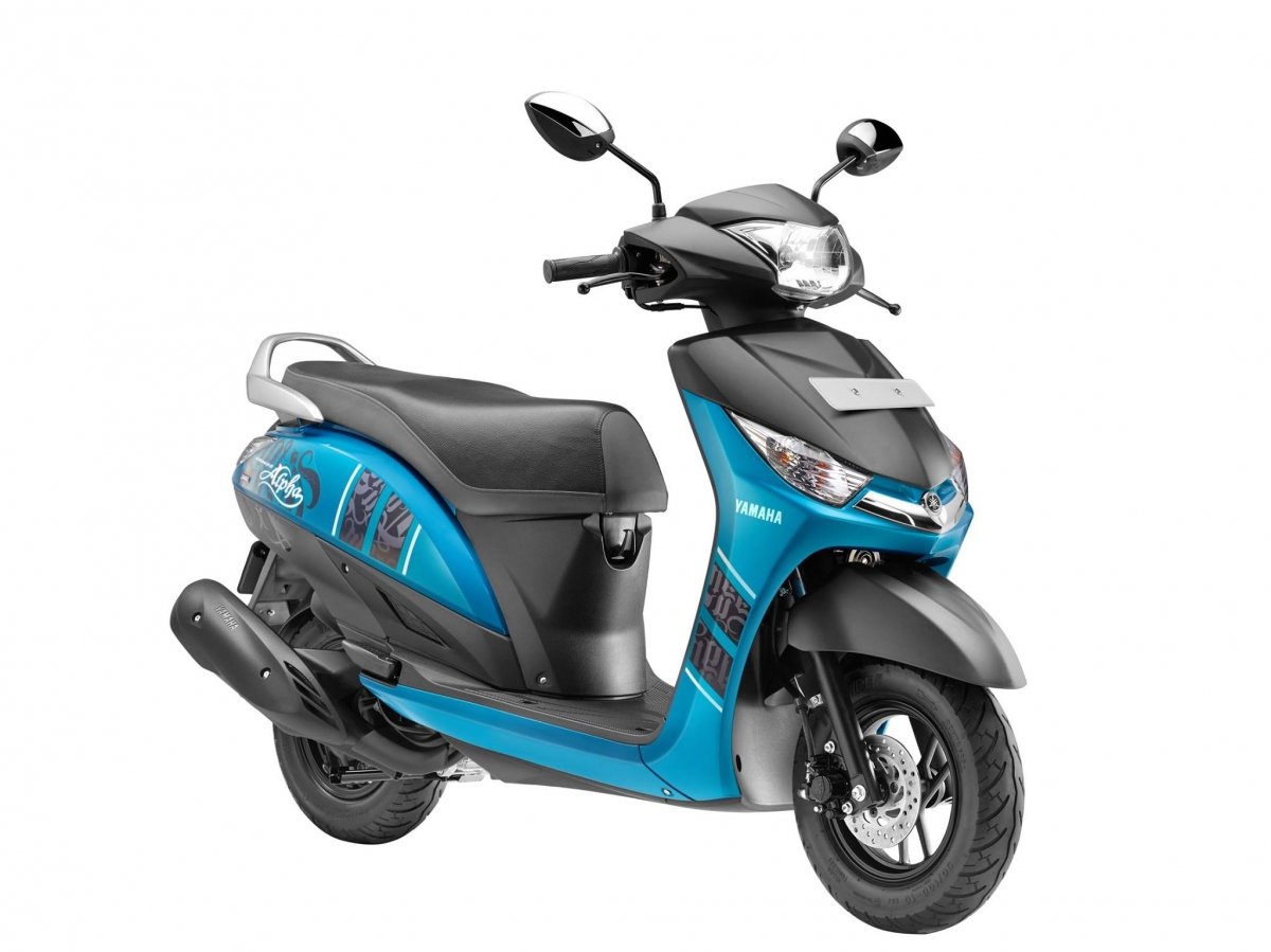 Yamaha Scooters Price In Chennai