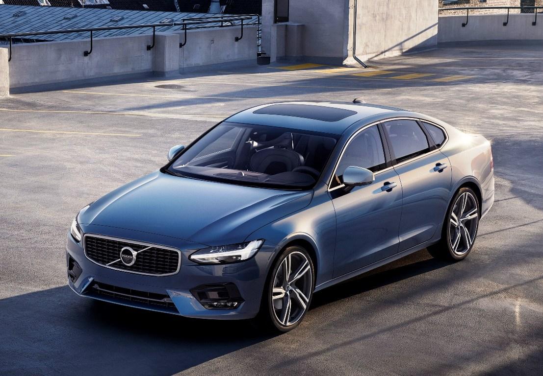 Volvo S90 performance-spec R-Design model unveiled - IBTimes India