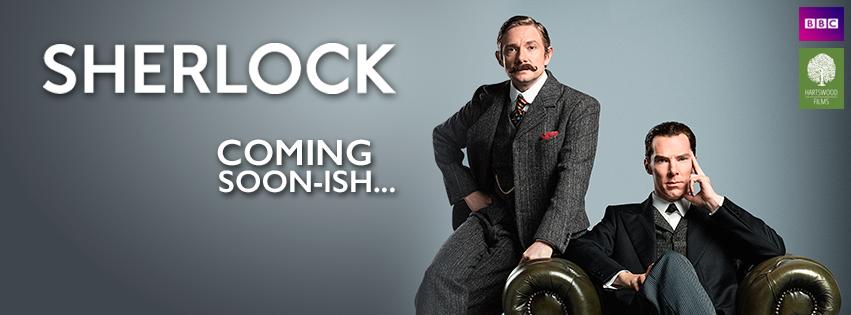Sherlock season 4 air date