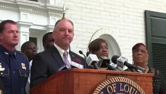 Louisiana Governor says he has very serious concerns over Alton Sterling shooting