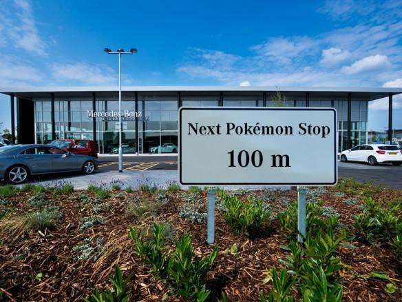 Mercedes-Benz Pokemon