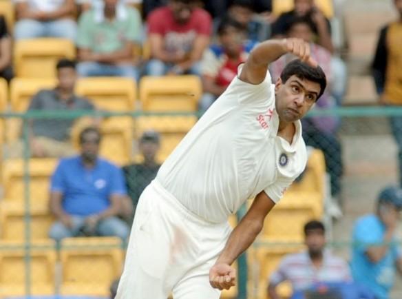R Ashwin India