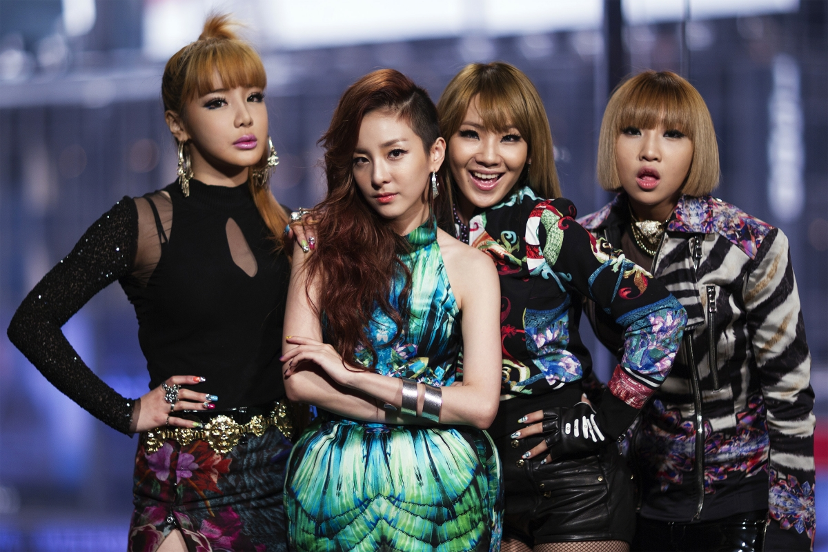 Lee Guk Joo Felt the Urge to Diet for the First Time Ever Because of 2NE1's Minzy