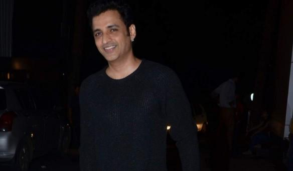 """Ganesh Hegde not being ousted from """"Jhalak Dikhhla Jaa 9."""" Pictured: Ganesh Hegde at filmmaker Omang Kumar's birthday party in 2015."""