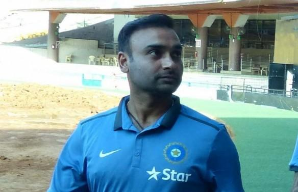 Amit Mishra India