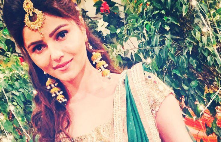 Rubina Dilaik playing Soumya in Shakti — Astitva Ke Ehsaas Ki