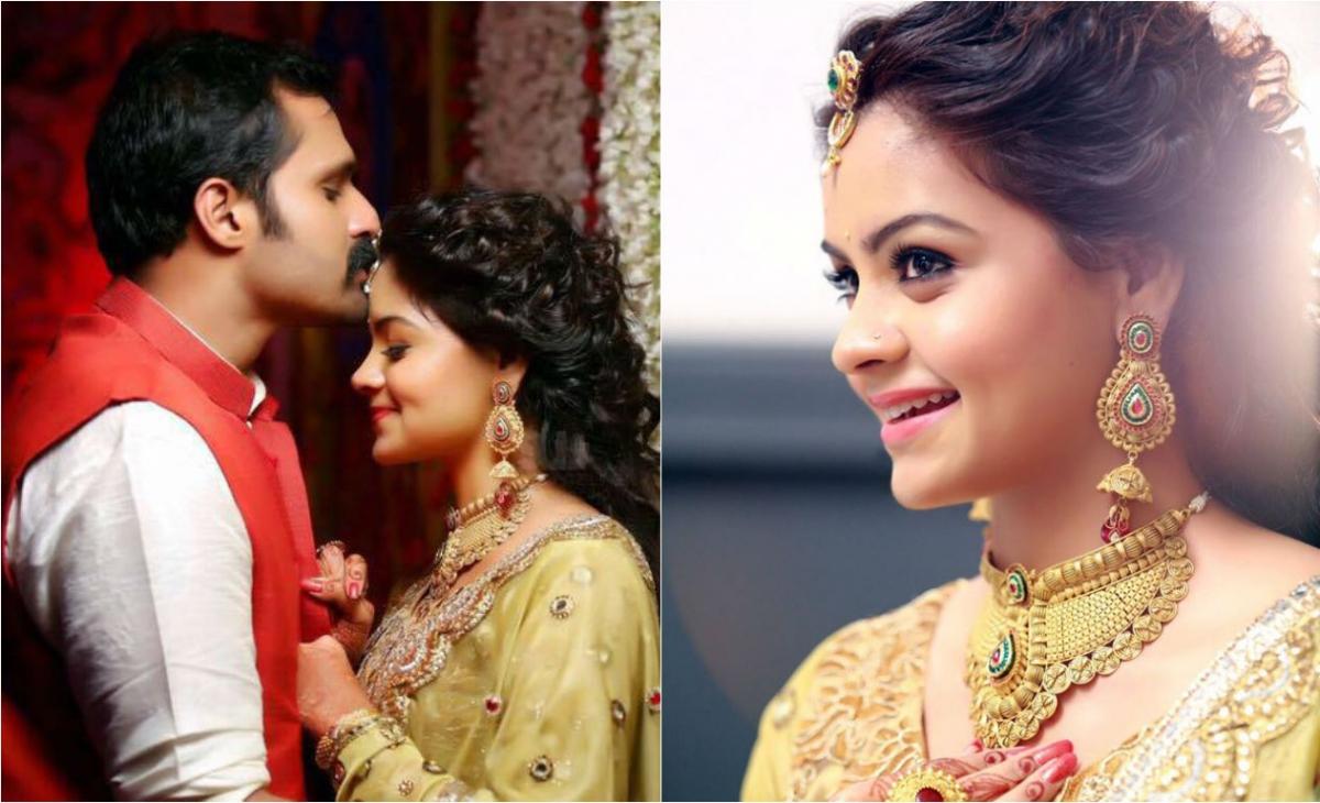 Actress shilpa wedding