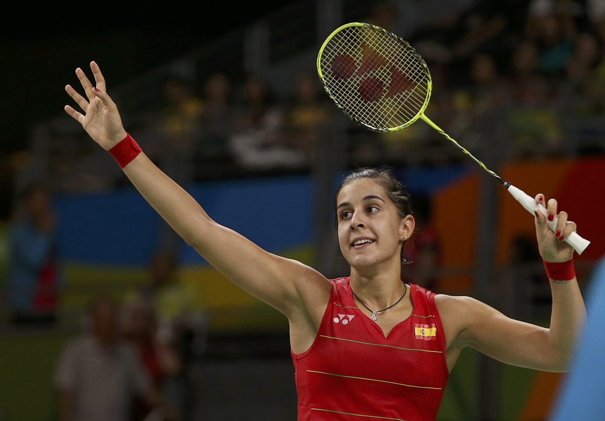 Who is Carolina Marin Know PV Sindhu s opponent in Rio 2016