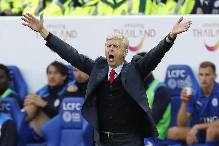 Arsene Wenger defends his transfer policy again, but Arsenal show no signs of improvement