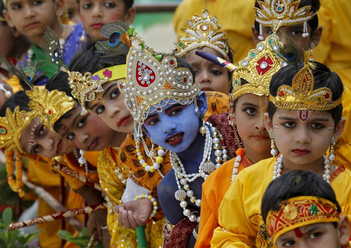 Krishna Janmashtami 2016: Best Messages, Wishes, Greetings