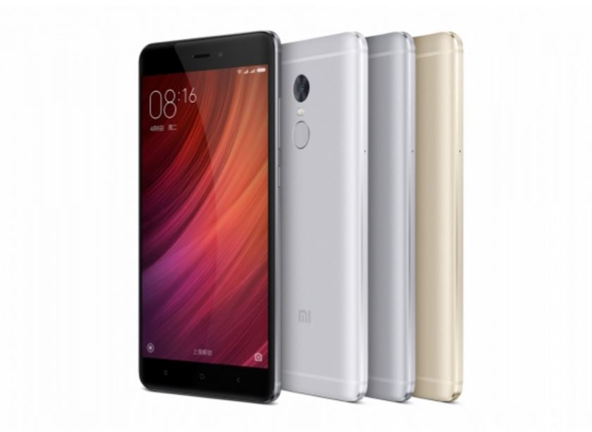Xiaomi Redmi Note 4X with Snapdragon 653 SoC coming to India