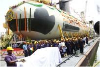 Scorpene-class submarine Kalavari