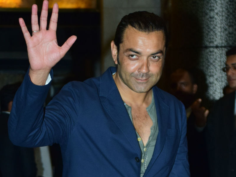 sunny deols brother bobby deol irks fans with his dj act