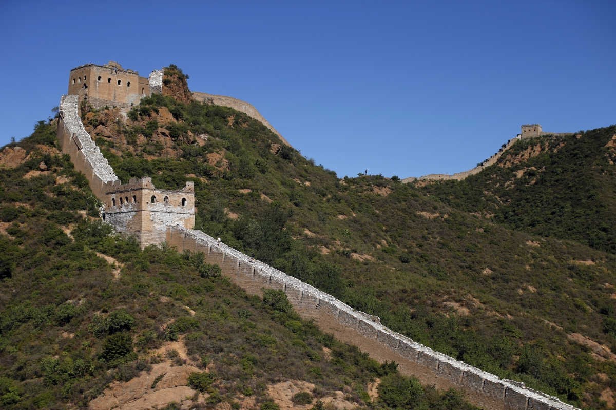 how to go to great wall from beijing railway station