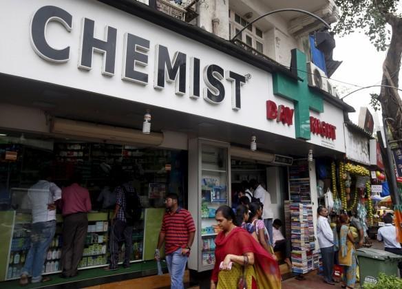 Pharma shop