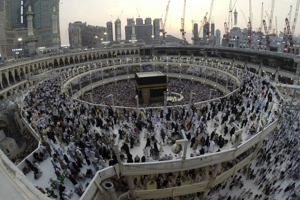 Indian Hajis Could Travel To Mecca By Sea In 2018