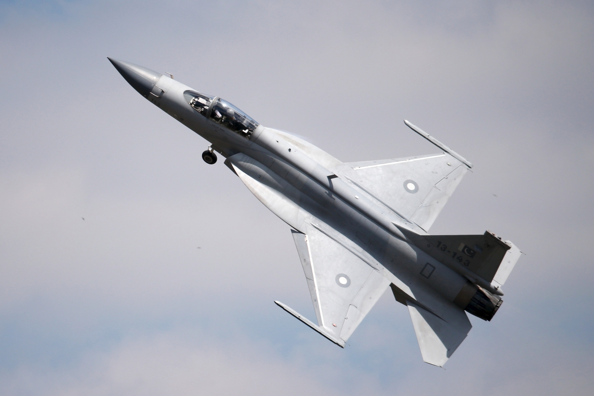 Nigeria to buy JF-17 Thunder fighter aircraft from ...