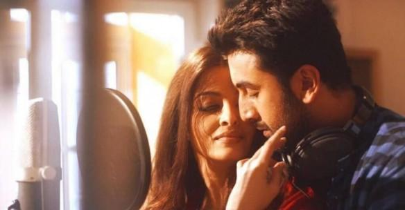 Ae Dil Hai Mushkil song Bulleya garners 12 million views. Pictured: Aishwarya Rai Bachchan and Ranbir Kapoor in a still from Bulleya song