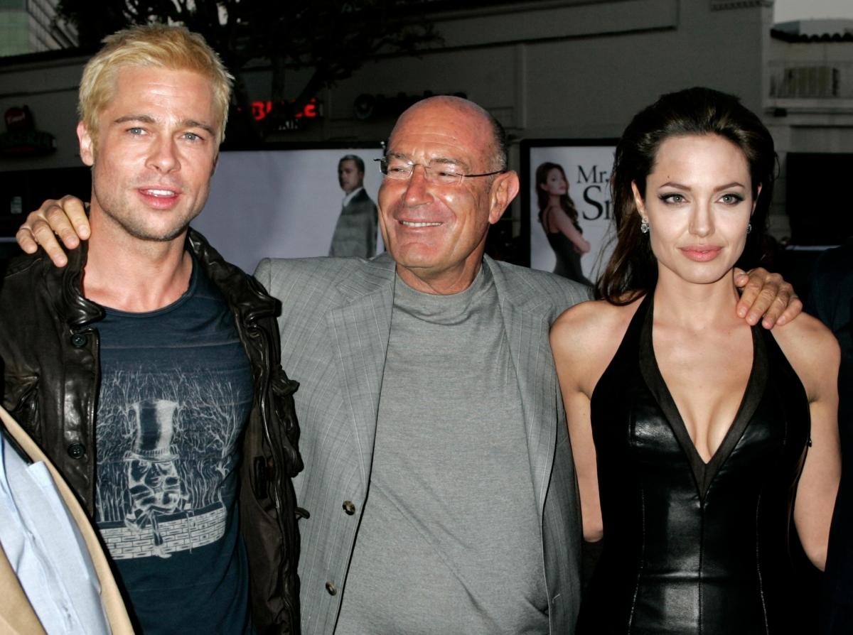 Angelina Jolie-Brad Pitt divorce: A look back at ... Кристина Эпплгейт И Брэд Питт