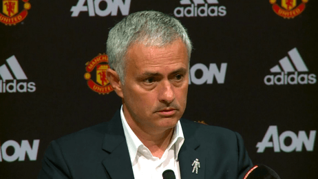 Manchester United manager Jose Mourinho analyses win over Leicester City