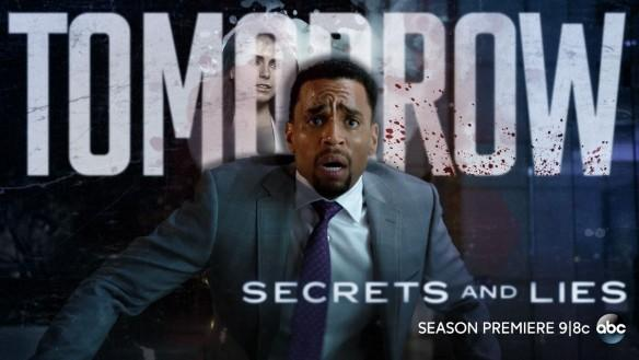 Season 2 of Secrets and Lies will see Detective Cornell investigating the murder of Kate Warner
