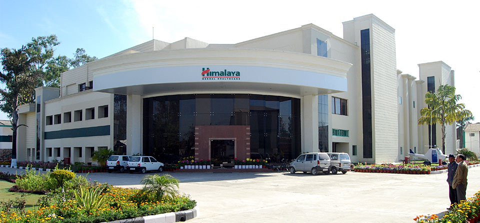 Medicine and himalaya drug company