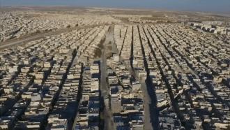 Syira: Drone footage shows the devastation in eastern Aleppo