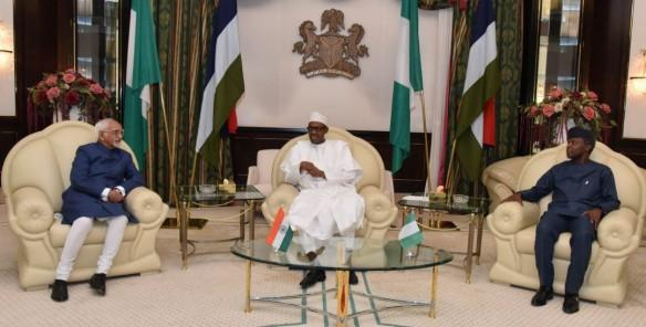 India boosts ties with Nigeria
