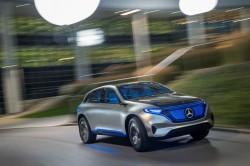 Mercedes-Benz's Generation EQ concept