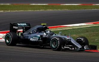 Mercedes Nico Rosberg