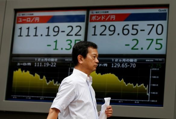Tokyo Stock Exchanges