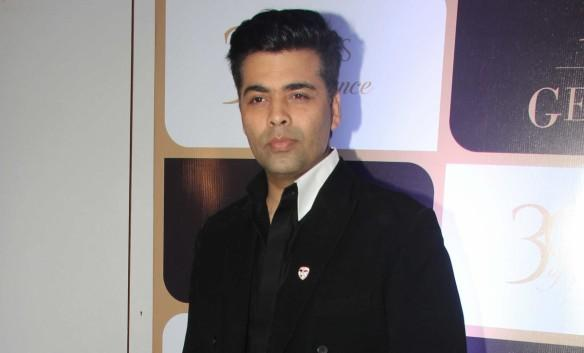 Karan Johar, Karan Johar London holiday photos