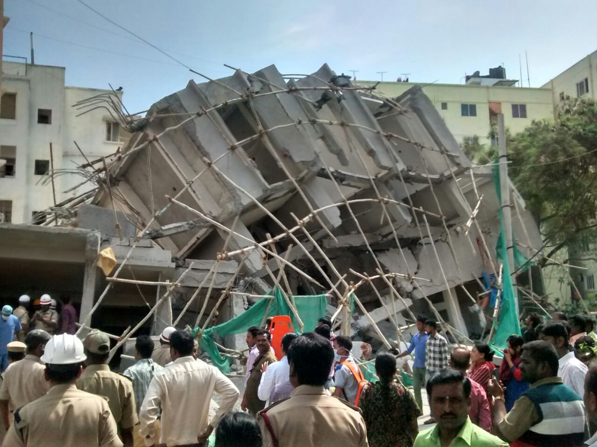 5 storey building collapse in bangalore dating 5