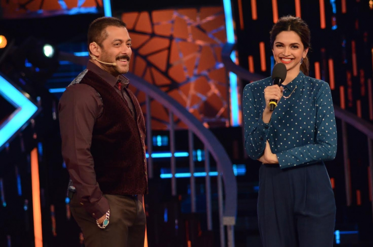 Deepika Padukone And Salman Khan Movie Salman Khan to ...