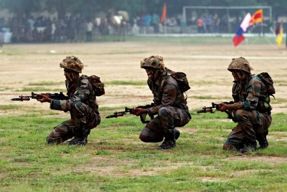 Disability pension for defence forces