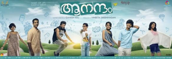 Aanandam to be released on October 21