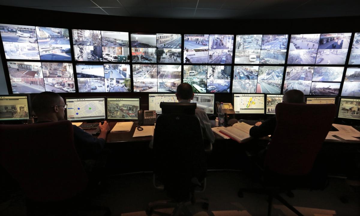 Delhi police to counter terror with futuristic underground for Futuristic control room