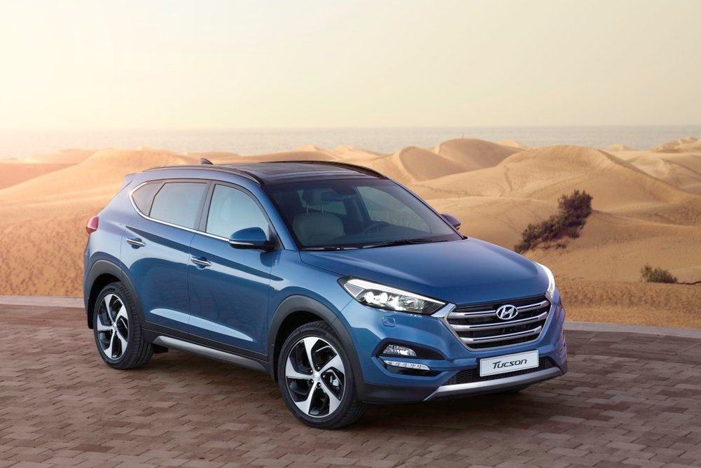 hyundai tucson india launch prices start at rs lakh. Black Bedroom Furniture Sets. Home Design Ideas