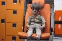 Syrian President Bashar al-Assad claims famous bloodied Aleppo boy picture is fake