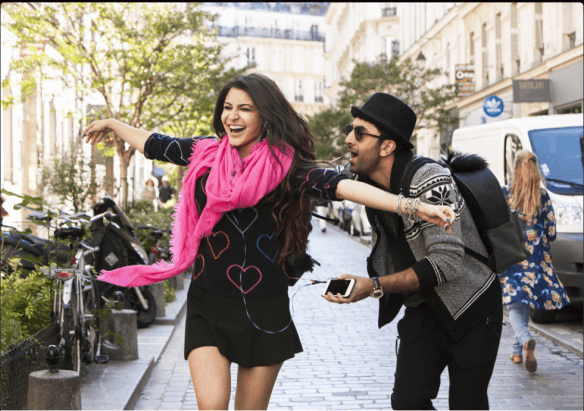 ae dil hai mushkil adhm karan johar twitter clearance movie films sentiments entertainment stocks eros balaji anushka sharma aishwarya bachchan stock prices share price ranbeer kapoor dharma productions