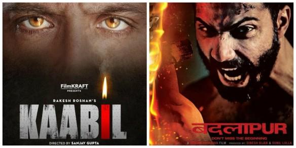 Kaabil and Badlapur