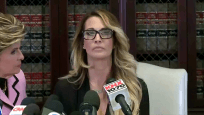 Porn star Jessica Drake accuses Donald Trump of sexual misconduct