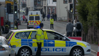 Police fear petrol stockpile as Northolt siege enters third day