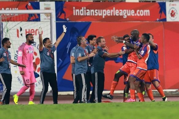 FC Pune City Sissoko