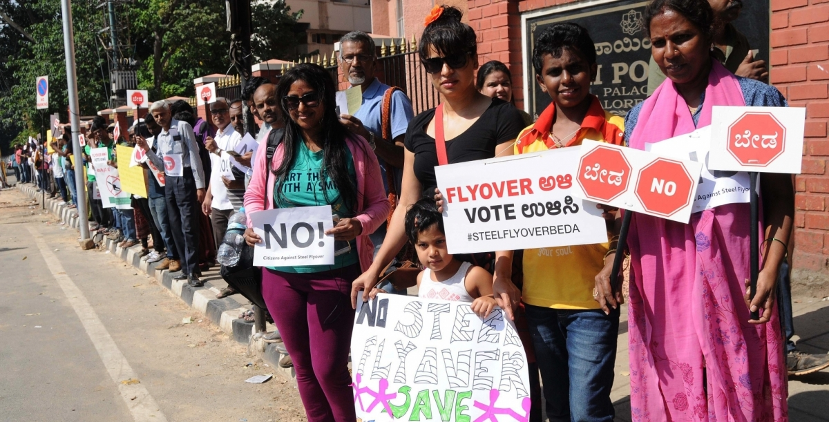 Bengaluru steel flyover shelved: It's an important victory ...